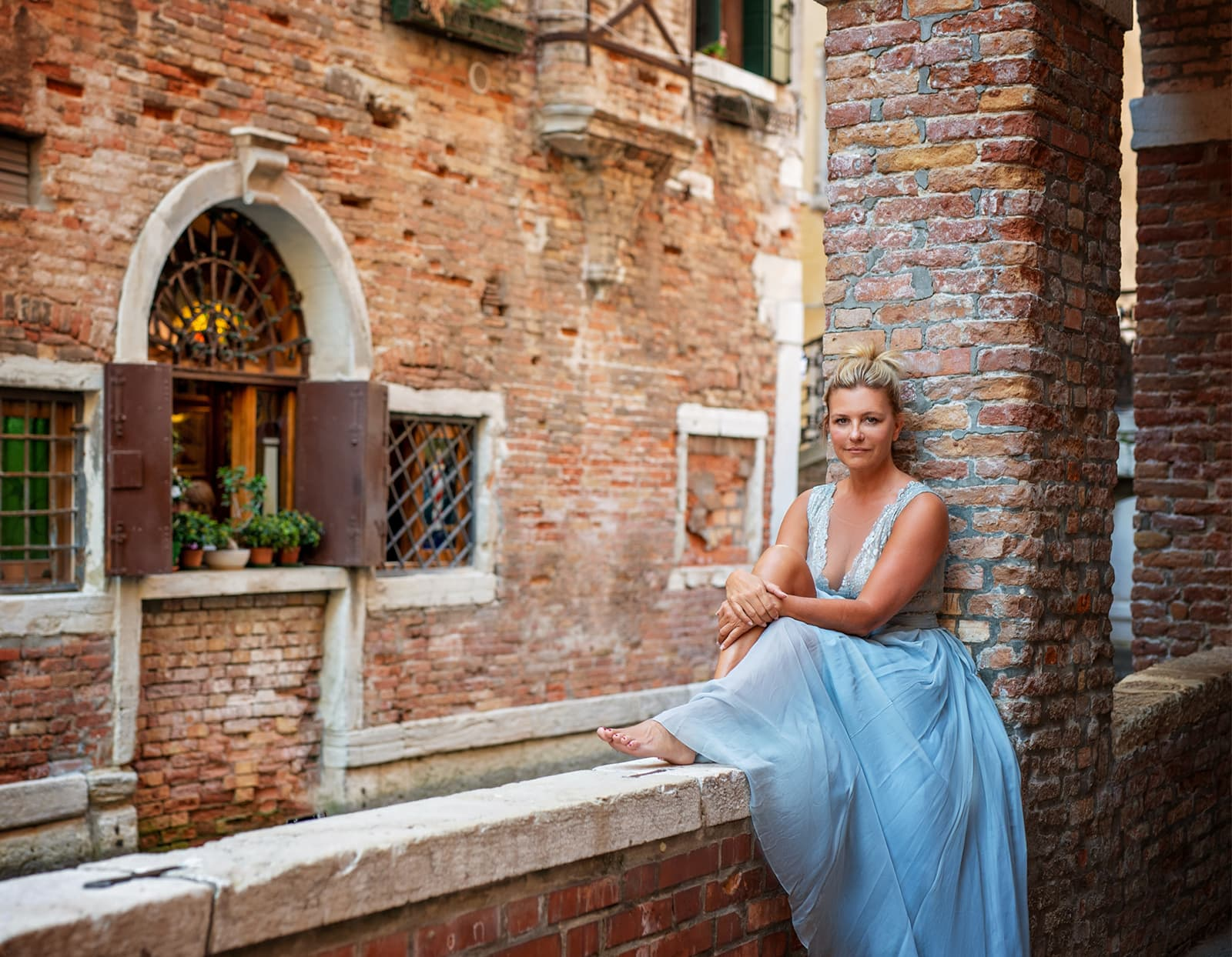 Dream destination fotoshoot Venice gemaakt door fotograaf Katinka Tromp