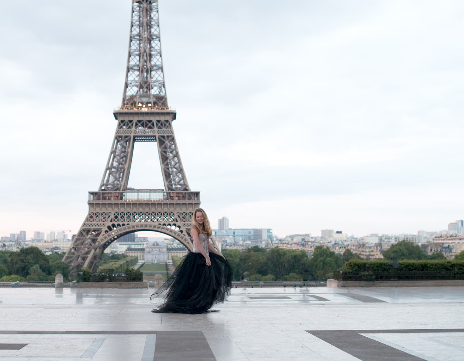 Dream destination fotoshoot Paris gemaakt door fotograaf Katinka Tromp