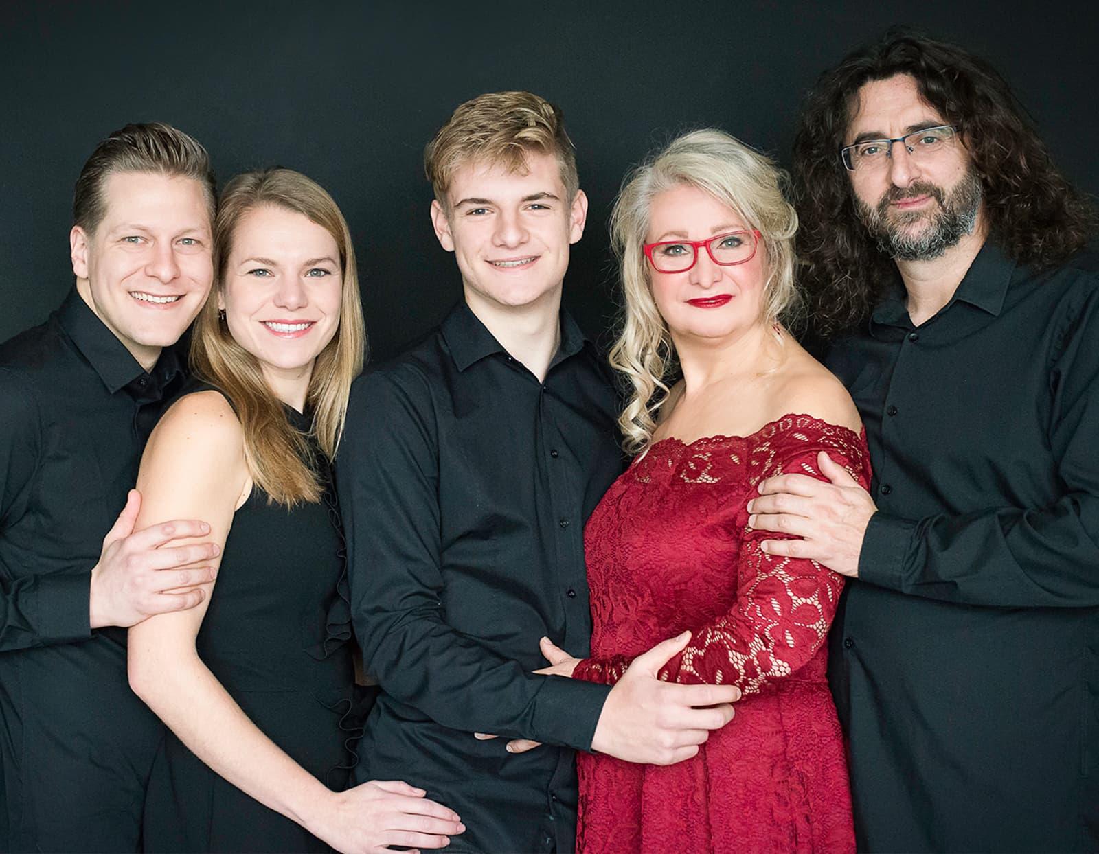 Familie fotoshoot 8