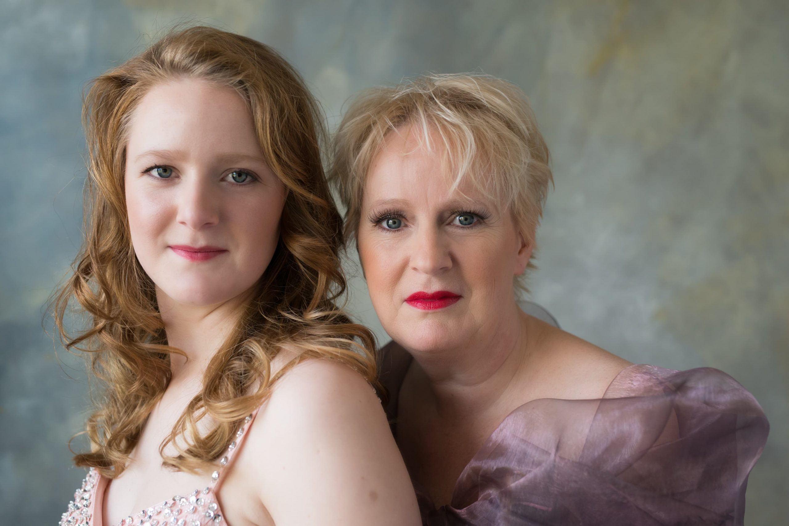 Family Portraits familie fotoshoot moeder en dochter